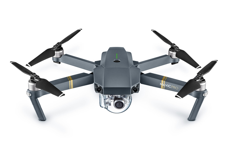 DJI Mavic Pro Drones with Camera