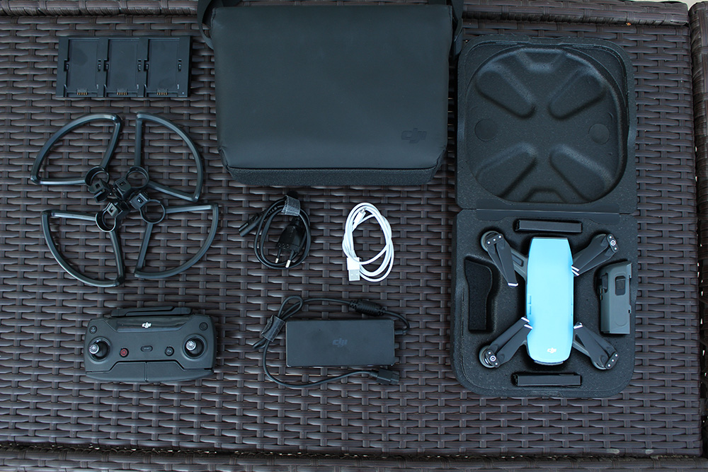 DJI Spark Complete Walkthrough and Setting Up | Drone Supremacy