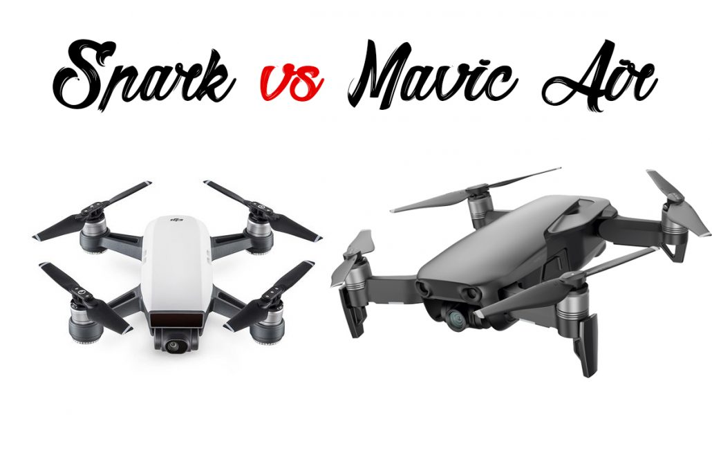 Mavic Air vs Spark